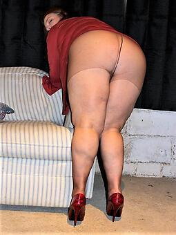 sexy pantyhose mature hot porn pics