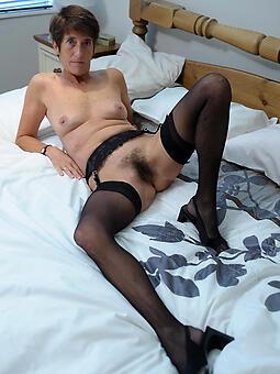 cougar hot ladies apropos stockings