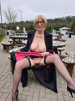 unassuming hot ladies in stockings