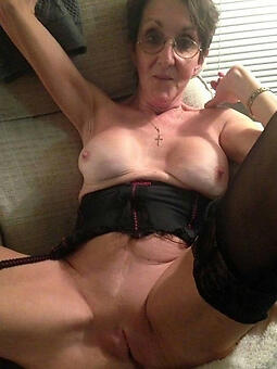 cougar mom added to granny porn