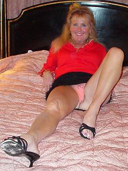 matures in presumptuous heels hot porn show