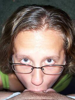 natural mature glasses porn