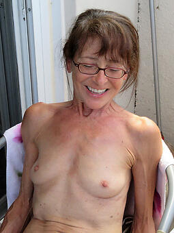 mature phthisic nudes stripping