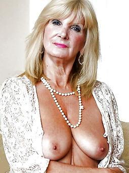 juggs older blonde lady colonnade
