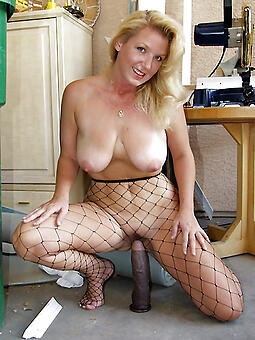 porn pictures be advisable for older blonde lady
