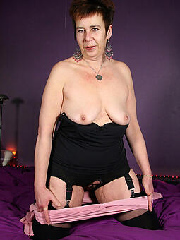 hot titillating old ladies stripping