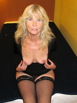 perfect mature blondes