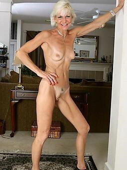 bony mama pussy stripping