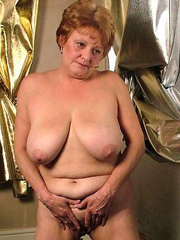 pretty lady granny pics
