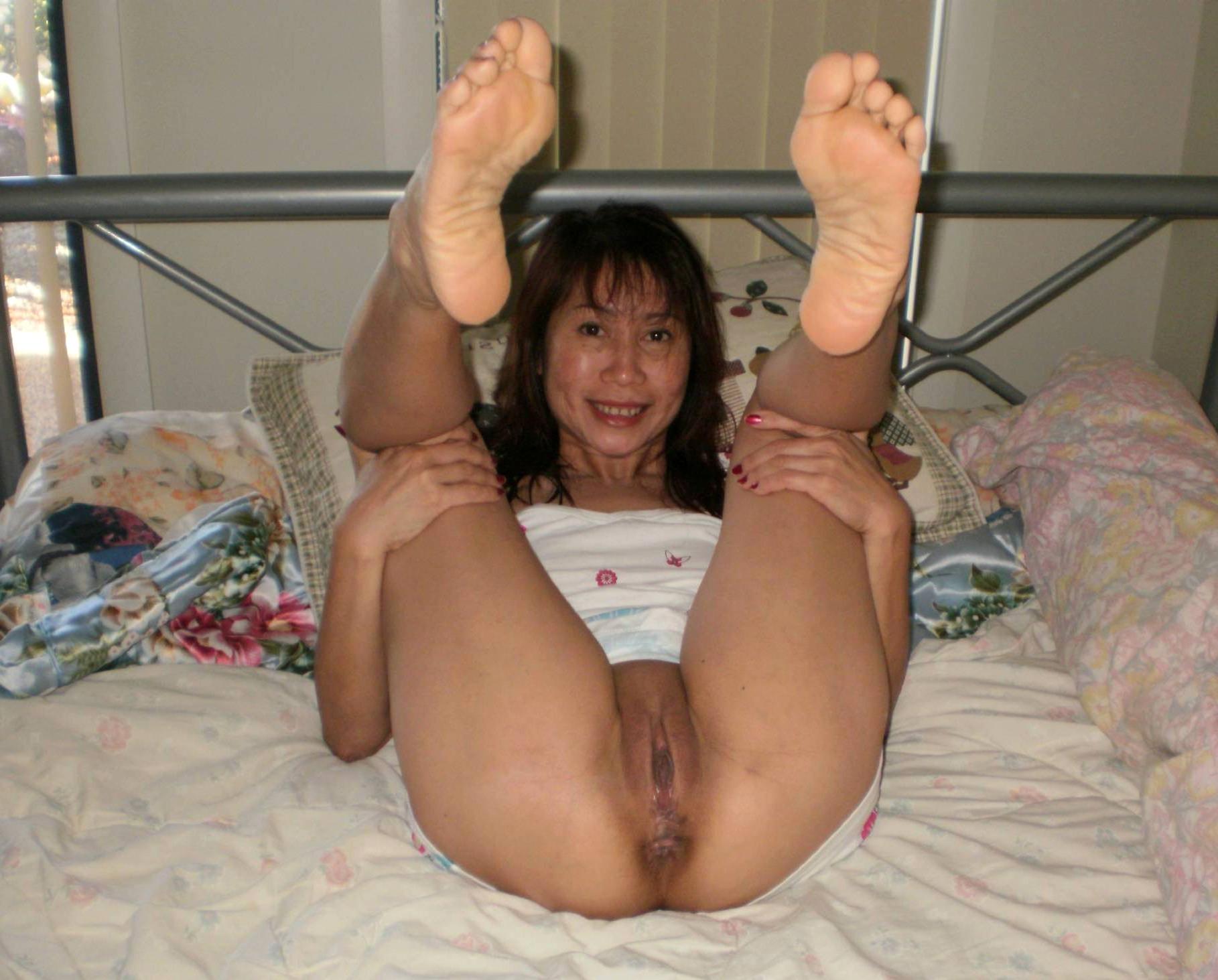 Asian Amatuer Milf